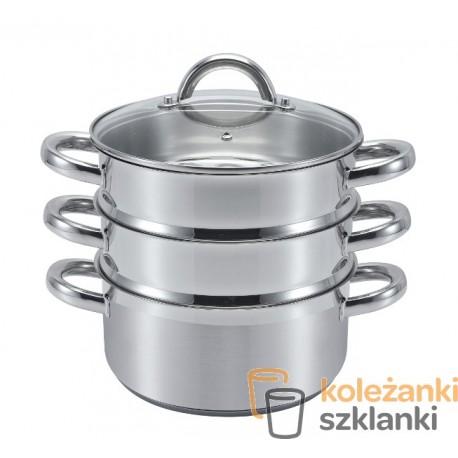 Garnek do gotowania na parze 421624 SSW Vitalo - 4,3 L