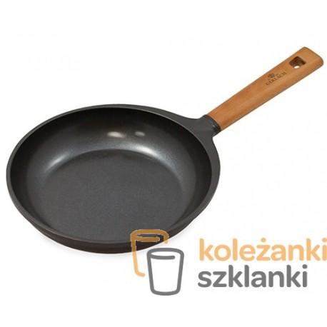 Patelnia ceramiczna NK320 Gerlach Natur - 28 cm