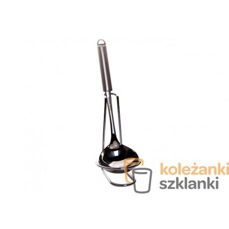 Nabierka wazowa chochla ze stojakiem 100 ml KH 4039 Kinghoff
