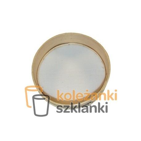 Sito sitko drewniane do mąki 17 cm KOL
