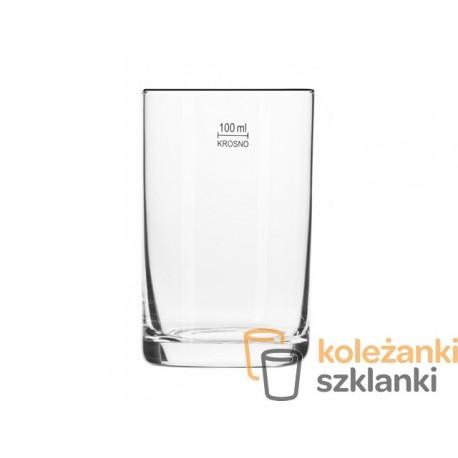 Literatki 100 ml z cechą KROSNO Professional SIMPLE 7383 - 6 szt.