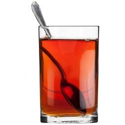 Szklanki do herbaty proste 250 ml KROSNO LIFESTYLE TIK 1942 – 6 szt.