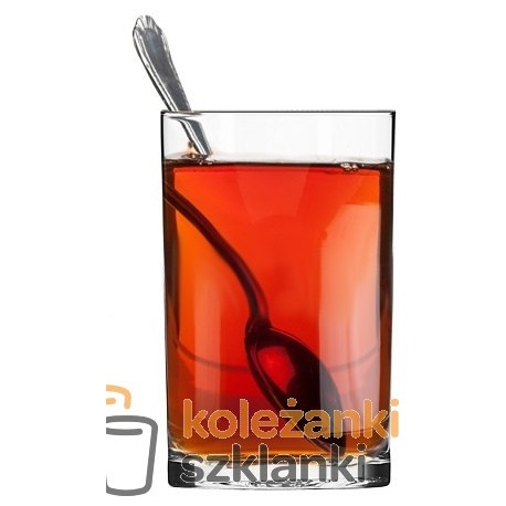 Szklanki proste do herbaty 250 ml KROSNO Lifestyle VIVAT 1942 - 6 szt.