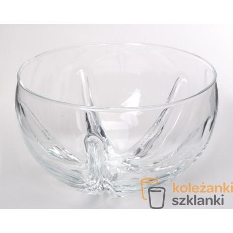 Salaterka miska szklana MANDARYNKA 23 cm Edwanex 08-120/2