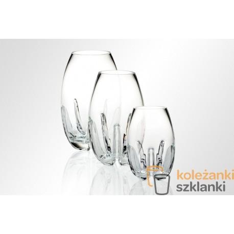 Wazon szklany MANDARYNKA 19 cm Edwanex 05-837/20