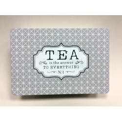 Pudełko na herbatę 24x9x6cm
