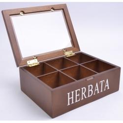Pudełko na herbatę MSW23H