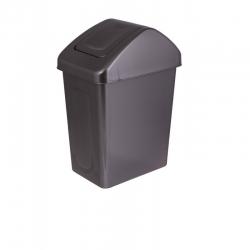Pojemnik na śmieci 10l  Antracyt 1310 Branq