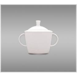 Cukiernica z uszami biała 000e Lubiana Victoria 0,30 l. (2779)