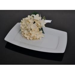 Półmisek biały 000e Lubiana Victoria 28 cm (2760)