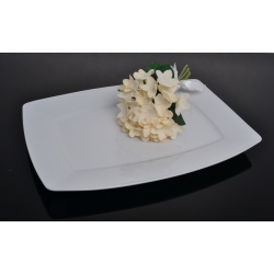 Półmisek biały 000e Lubiana Victoria 38 cm (2762)