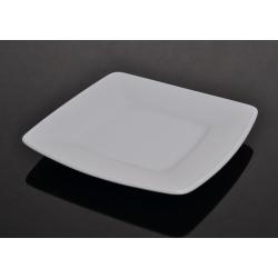 Talerz płytki biały 000e Lubiana Victoria 15,5 cm (2727) talerz deserowy