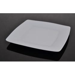 Talerz płytki biały 000e Lubiana Victoria 26 cm (2736)