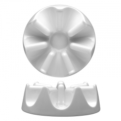 Podgrzewacz uniwersalny biały 000e Lubiana Victoria 15 cm