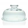 Serownica szklana EDWANEX 09-050/1 taca szklana z pokrywą