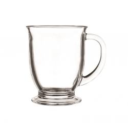 Kubek szklany KUBAS 400 ml