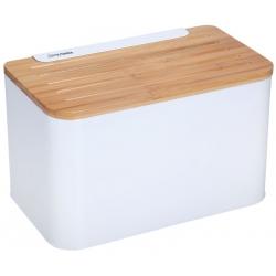 Chlebak biały z deską KINGHOFF KH-1072