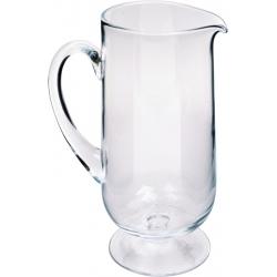 Dzbanek szklany na stopce 1,5 l. WRZEŚNIAK 11-492