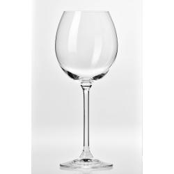 Kieliszki do wina czerwonego KROSNO VENEZIA 350 ml 6 szt 5413