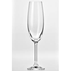 Kieliszki do szampana KROSNO VENEZIA 200 ml 6 szt 5413