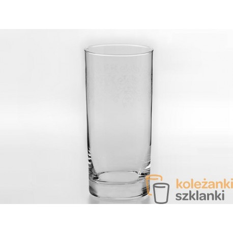 Szklanki wysokie long drink 350 ml KROSNO KRISTA DEKO 8788 (652-303)
