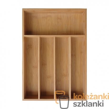 Bambusowy wkład do szuflady KINGHoff KH-1222