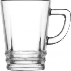 Szklanki z uchem ELEGAN 225 ml 6 szt LAV