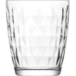Szklanki niskie ART 345 ml 6 szt LAV
