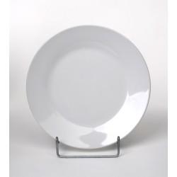 talerz deser 19cm biały  koko