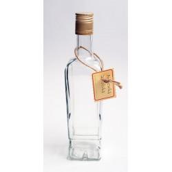KOKO szklana butelka na nalewki + zakrętka 500ml
