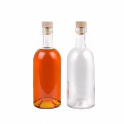 KOKO szklana butelka z korkiem 500ml