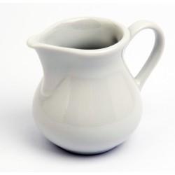Lubiana Wersal dzbanek do mleka mlecznik 50ml biały 000e (2203)