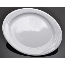 Lubiana Arcadia 000e biały półmisek 330 (560)