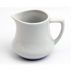 Lubiana Ameryka 000e biały dzbanek do mleka 11 (1003)