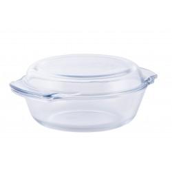 Termisil naczynie żaroodporne 2,4l okrągłe