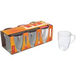 Termisil szklanka Agata 0,25l zestaw 6 szt.