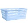 Plast team koszyk K4 1025  jasny niebieski