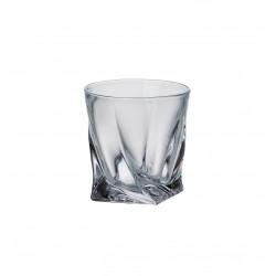 Bochemia Quadro szklanki do drinków 340ml (kpl.6szt)  Crystalite