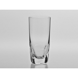 Szklanki wysokie long drink 330 ml KROSNO PRESTIGE QUADRA 5244 – 6 szt.