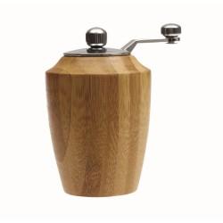 Drewniany młynek do pieprzu fi 6x8