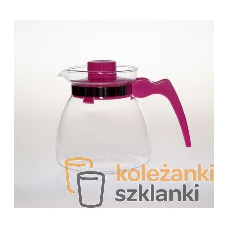 Dzbanek do kawy i herbaty Ewa stożek 1,25 l. CDES125A