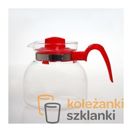 Dzbanek do kawy i herbaty Maja Ewa prosty 1,5 l. CDEP150A CDMP150A