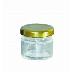 Koko słoik na przyprawy 25ml z zakrętką KO-5111