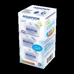 Aquaphor 3 wkłady Maxfor B100-25 do dzbanków filtrujących 3 szt