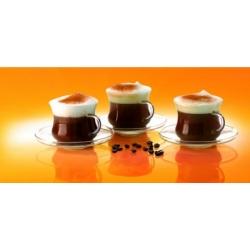 Filiżanki do kawy i herbaty Iza 0,22 l. 6 szt. CFSF022A