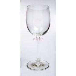 Kieliszki do wina, gładkie 220 ml 6 sztuk