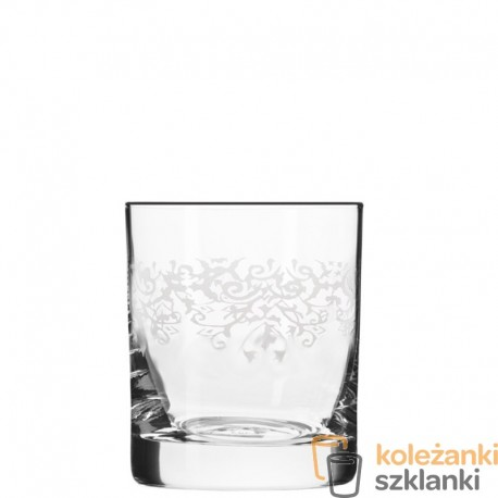 Krosno szklanki do whisky Blended 300ml
