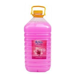 Mydło w płynie Rosa  5l antybakteryjne