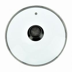 pokrywka szklana 28cm KO-5524