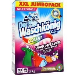 Der Waschkönig Niemiecki proszek prania7,5kg Kolor